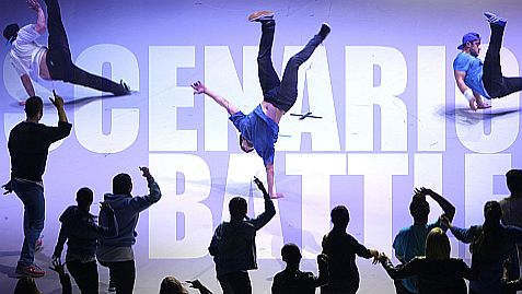 Scenario Battle  - European Breakdance Championship