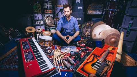 Benny Greb's Moving Parts 2017