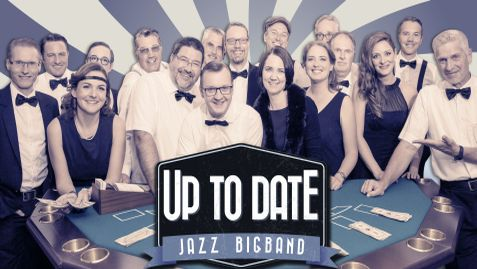 "BigBand Hop  - Up To Date Big Band ""Live"""